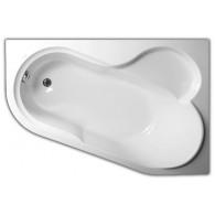 Акриловая ванна 147х100  Vagnerplast Selena (R)