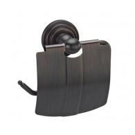 Держатель туалетной бумаги с крышкой WasserKRAFT Isar K-7300 арт.K-7325