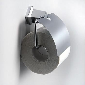 Держатель туалетной бумаги с крышкой WasserKRAFT Aller К-1100 арт.K-1125