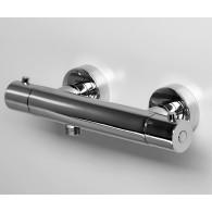 Термостатический смеситель для душа Wasser Kraft Berkel 4822 Thermo, хром